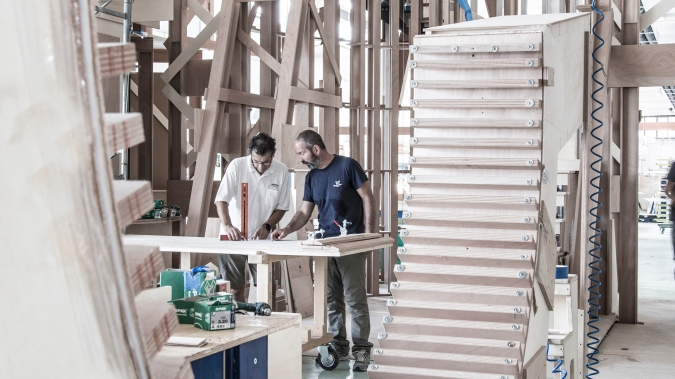 How These Italian Artisans and Furniture Makers Give Yachting a Rich Interior Life