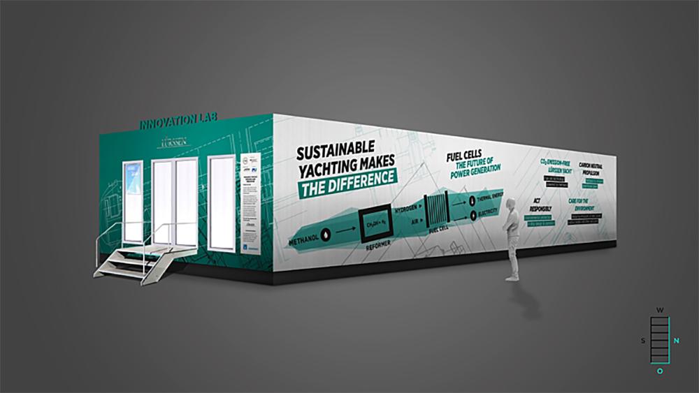Lürssen Fuel Cell System