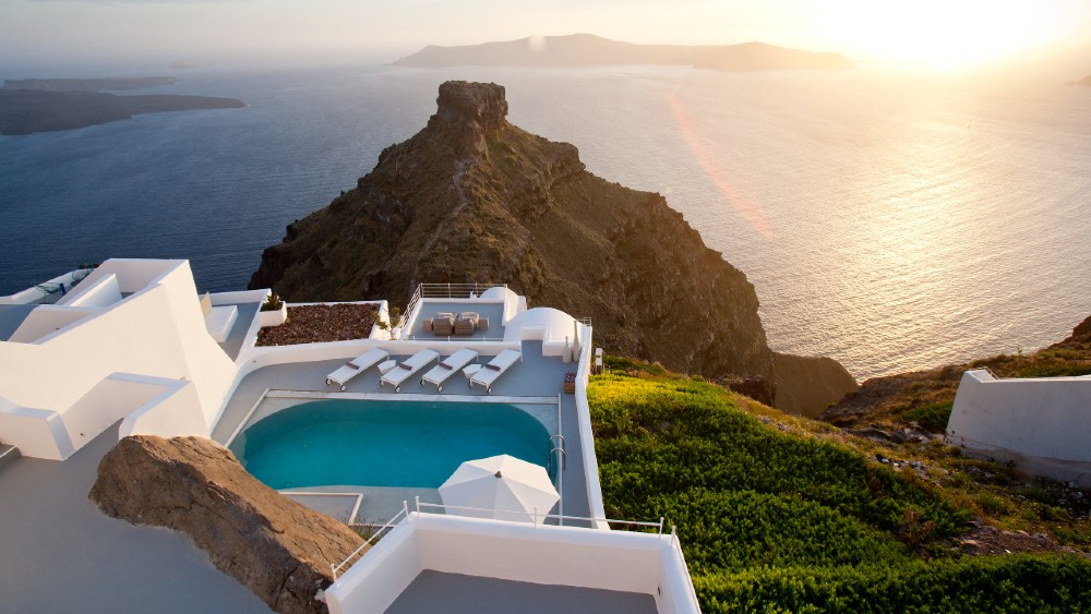 Grace Hotel Santorini Greece