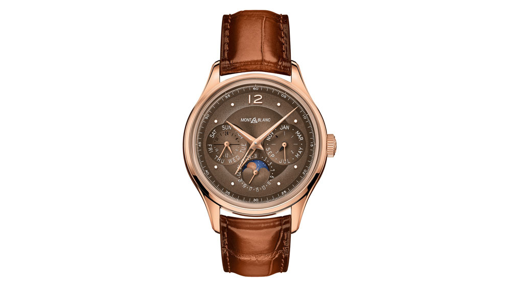 Montblanc Heritage Manufacture Perpetual Calendar Limited Edition