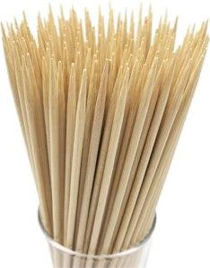 Hopelf Natural Bamboo Skewers
