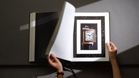 Nicholas Foulkes's book Jaeger-LeCoultre: Reverso