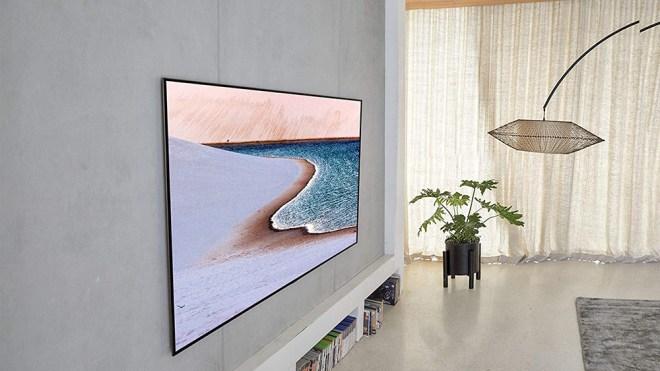 LG OLED Gallery TV