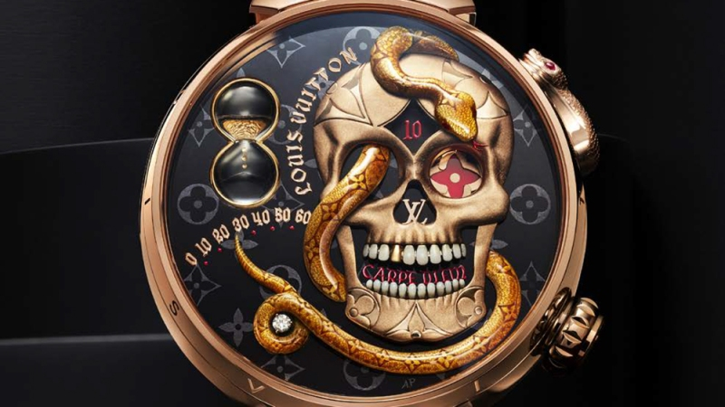 Louis Vuitton Watches and Wonders 2021