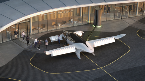 This new electric Lilium jet could connect Orlando and the rest of Florida.