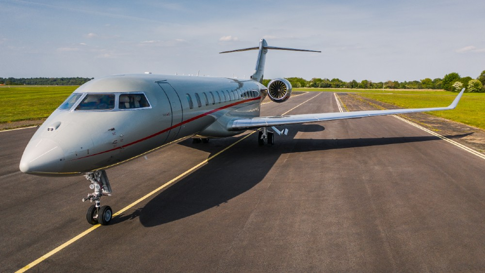 Vista Jet plans to be carbon neutral by 2025 and other aviation firms are joining carbon offset programs