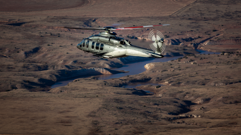 The Bell 525 Relentless is expected to be certified this year and come in a VIP edition