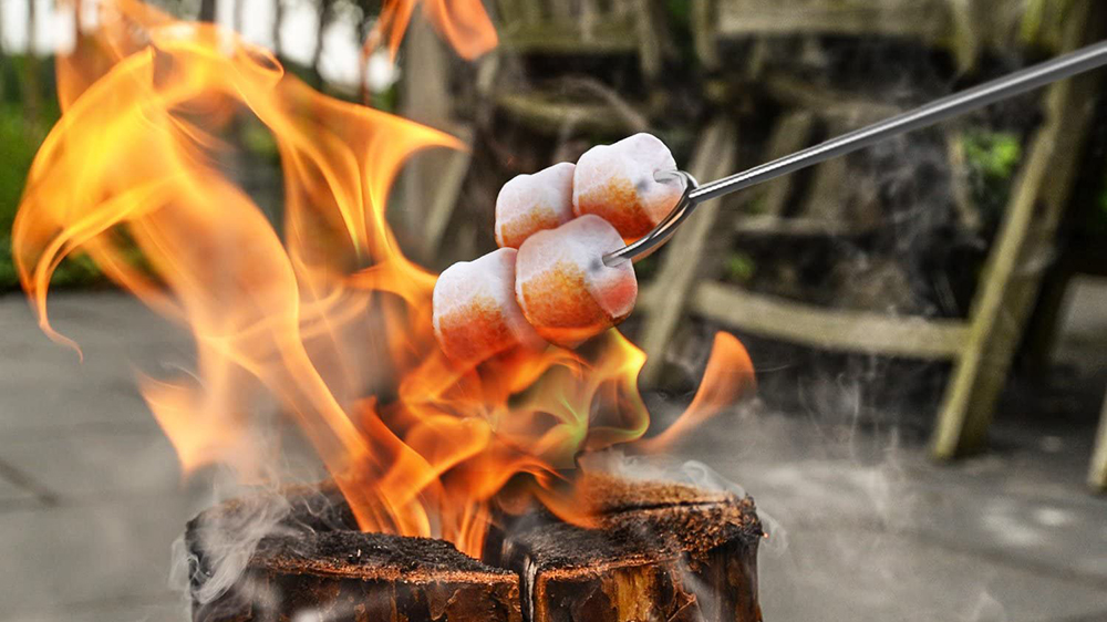Mallo Me Marshmallow Roasting Sticks