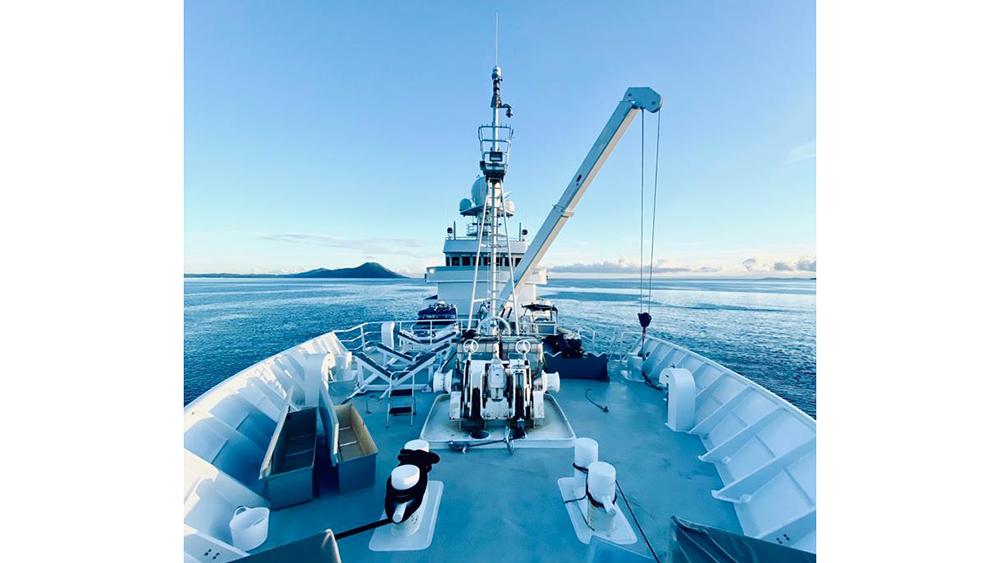 Minderoo's Pangea Ocean Explorer