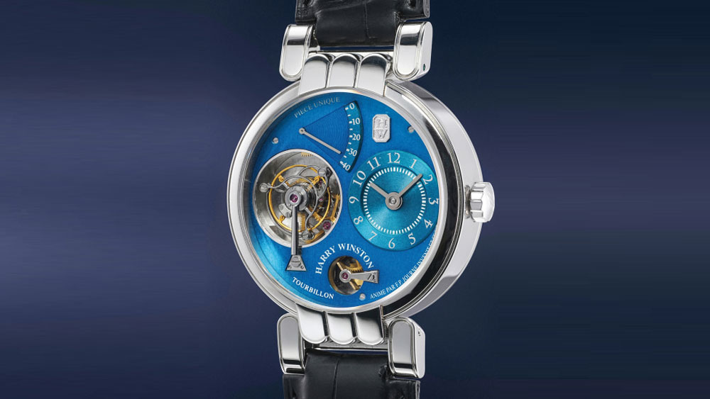 Harry Winston Opus by F.P. Journe