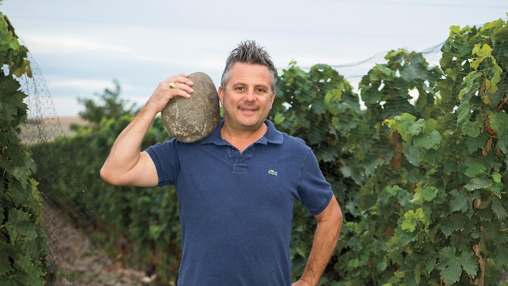 Christophe Baron walla walla winemaker