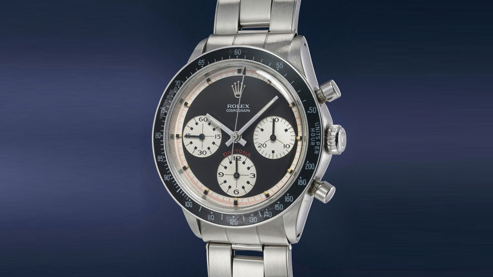 Rolex Paul Newman Daytona Ref. 6241 from 1968