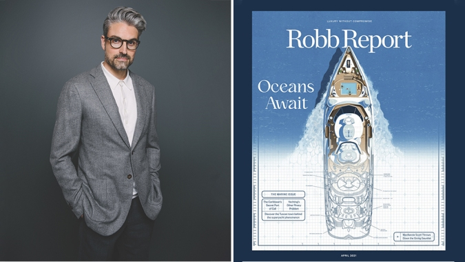 The Life Aquatic: Inside the April 2021 Issue of Robb Report