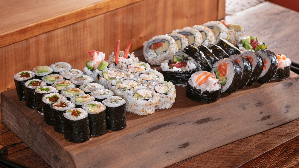 maki sustainable sushi