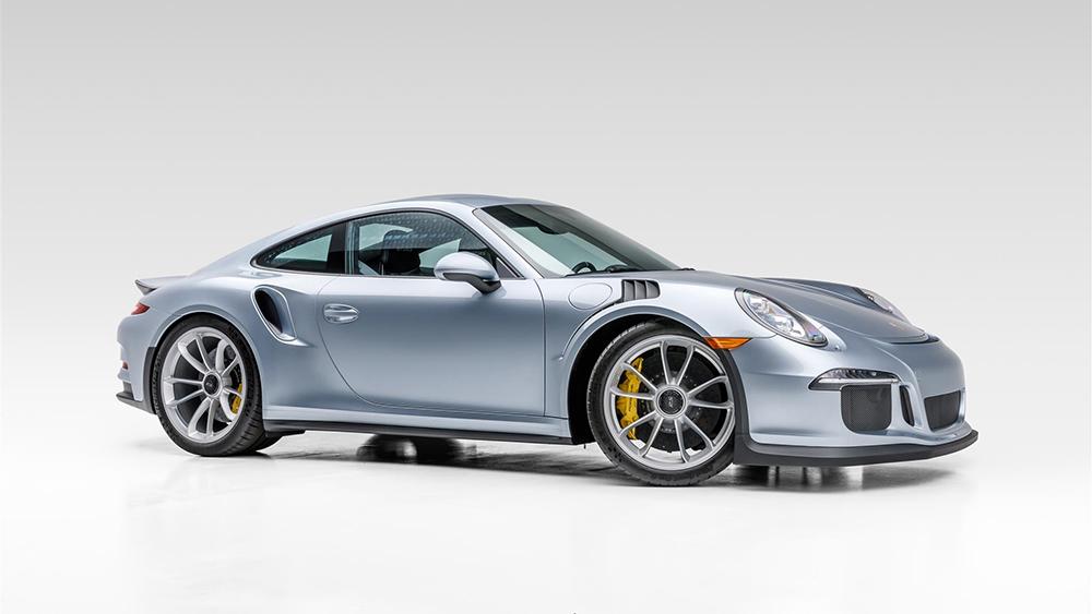 Seinfeld Porsche 911 GT3 RS