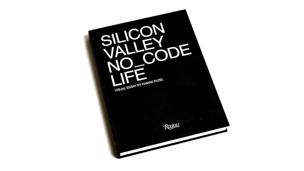 "the new book ""Silicon Valley. No_Code Life"""