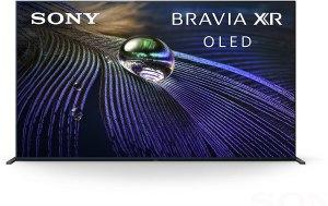 Sony 55-Inch 4K Smart OLED TV