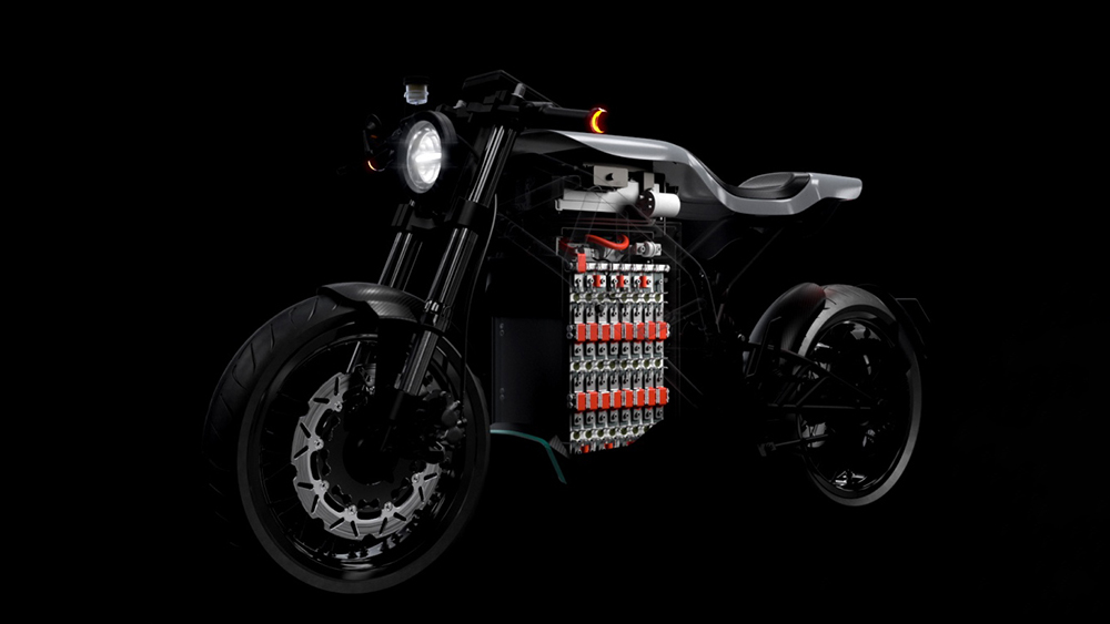 Yatri Motorcycles Project Zero
