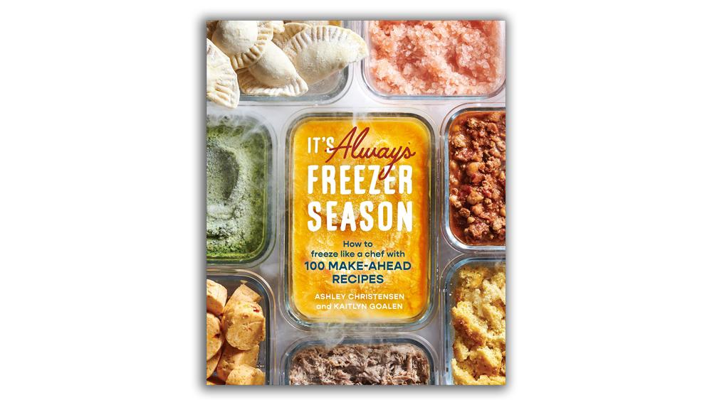 It's Always Freezer Season, Ashley Christensen