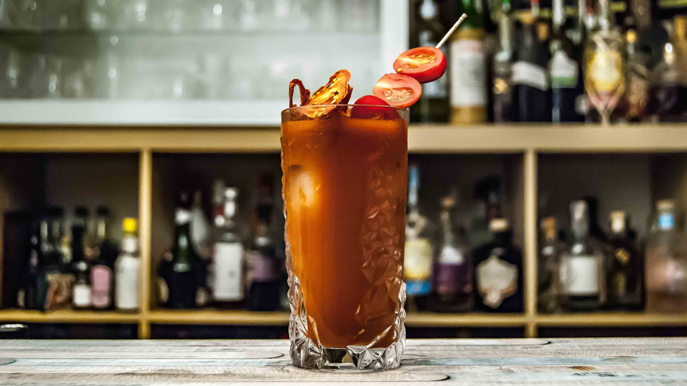 bloody mary cocktail bar