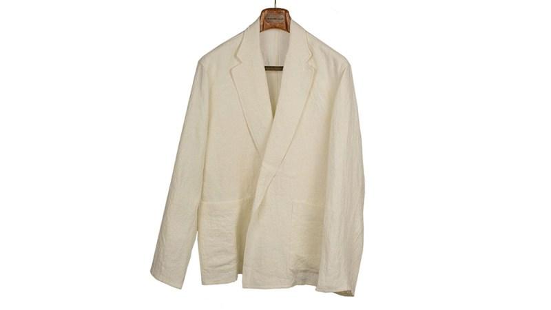 Blurhms Linen Cardigan Jacket