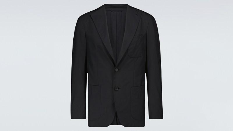 "Caruso ""Ponza"" Technical Travel Jacket"