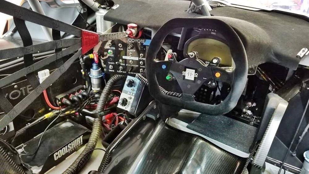 Corvette Daytona prototype