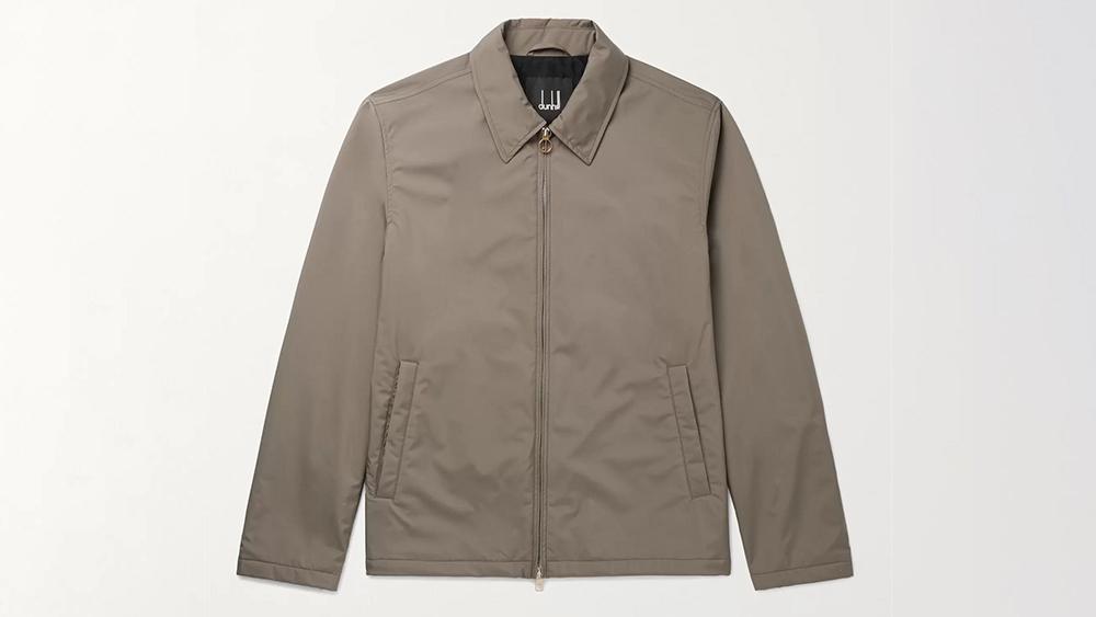 Dunhill Nylon Harrington Jacket