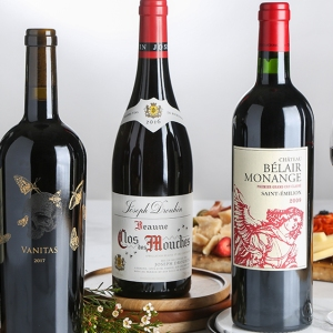 robb report rare & fine wine