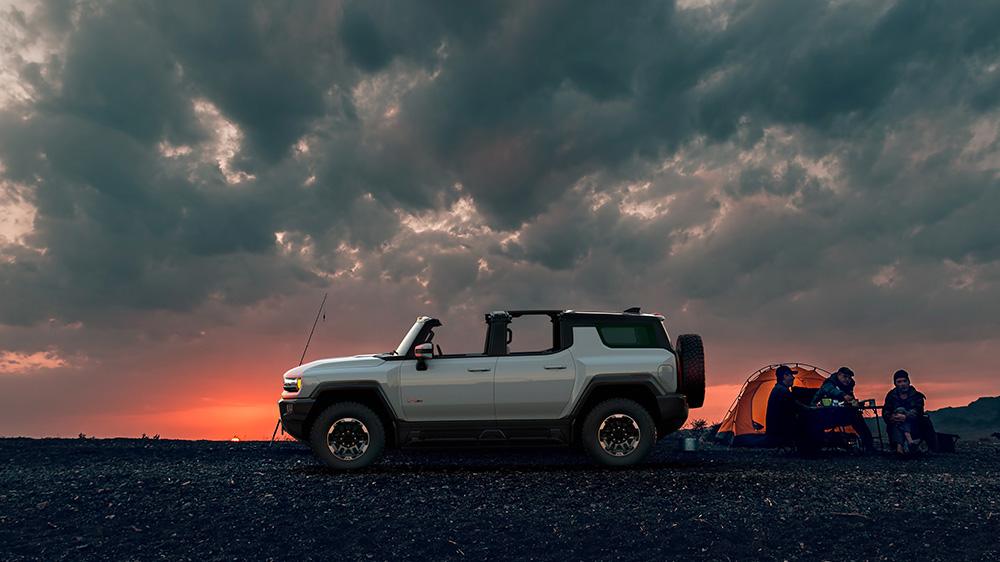 2024 Hummer EV SUV Edition 1