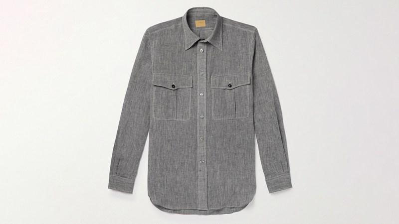L.E.J. Linen Shirt