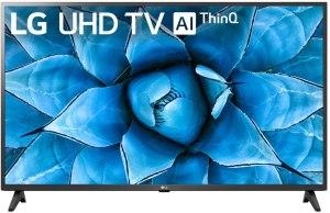 LG 55-Inch UHD 4K HDR AI Smart TV