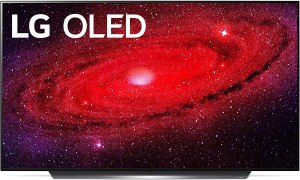 LG 65-inch CX 4K OLED TV
