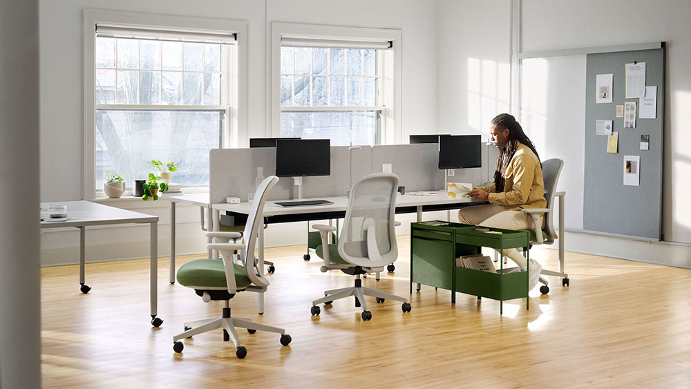 Herman Miller, Office