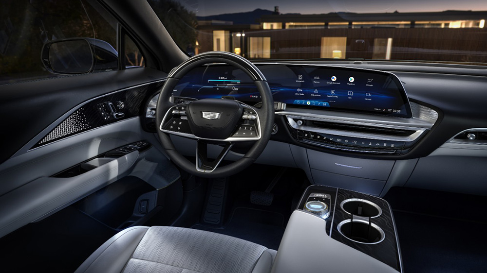 2023 Cadillac Lyriq Crossover SUV