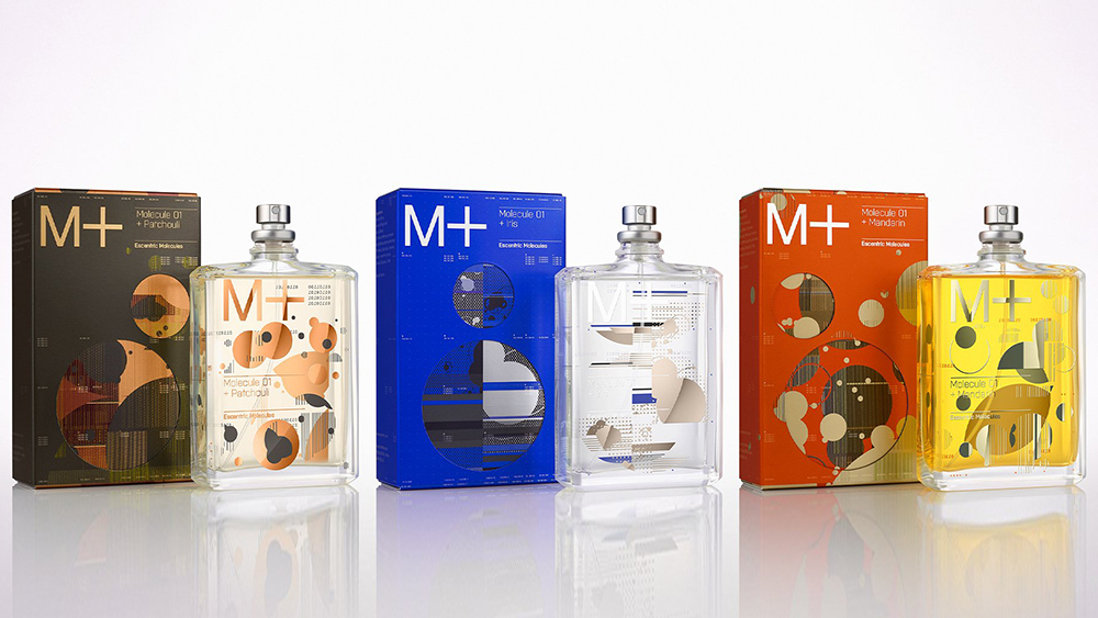 M+, the new fragrances from Escentric