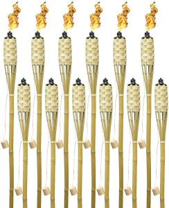 Matney Bamboo Torches