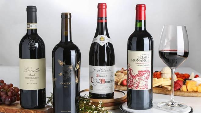 Robb Report's Rare & Fine Wine