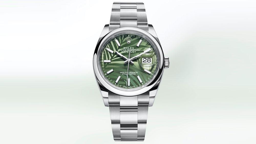 Rolex Datejust 36 Ref. 126200 in Oystersteel