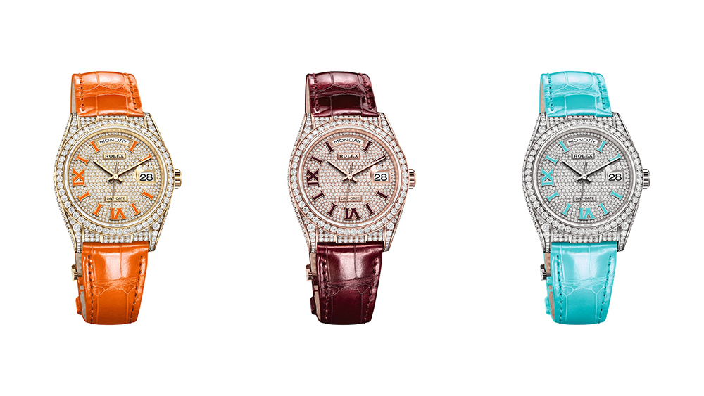 Rolex Day-Date 2021 watches