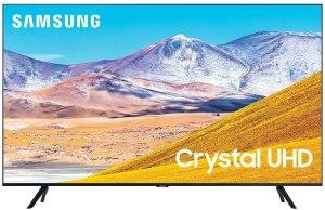 Samsung 55-Inch Class Crystal UHD 4K TV