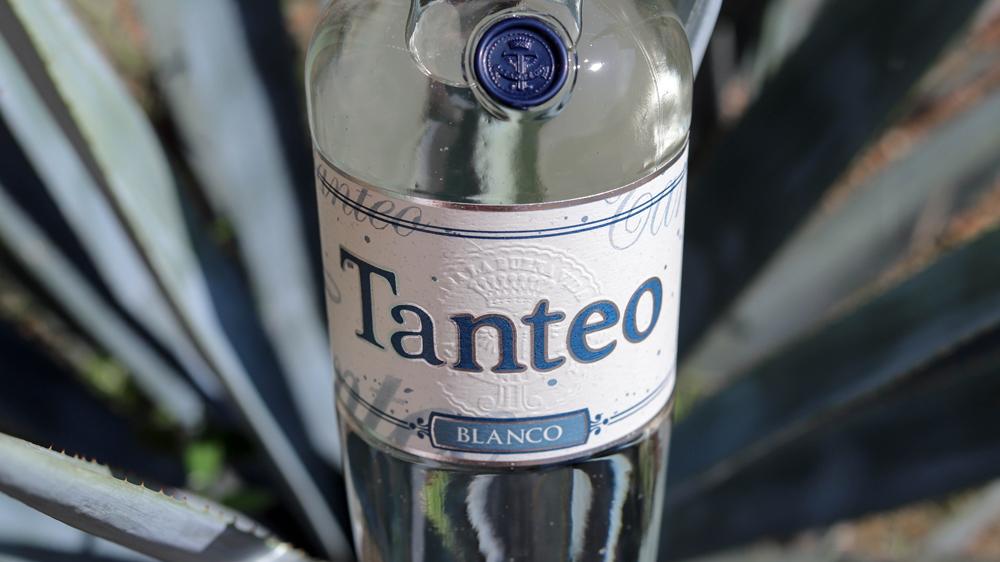 Tanteo Blanco tequila