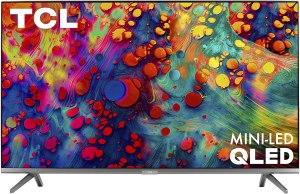 TCL 65-inch 6-Series QLED TV
