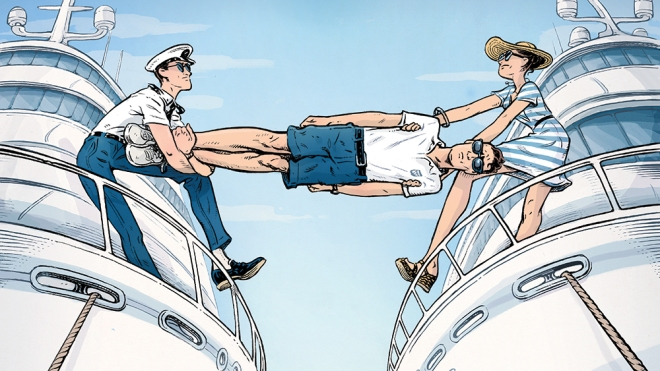 How to Keep Your Yacht Crew From Jumping Ship