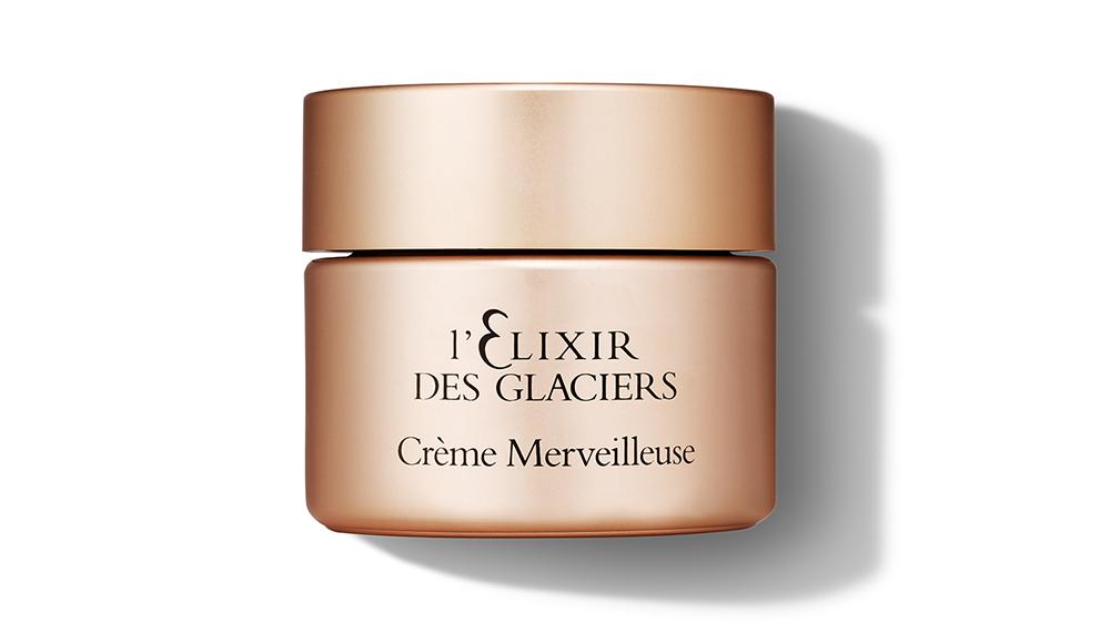 A jar of Crème Merveilleuse