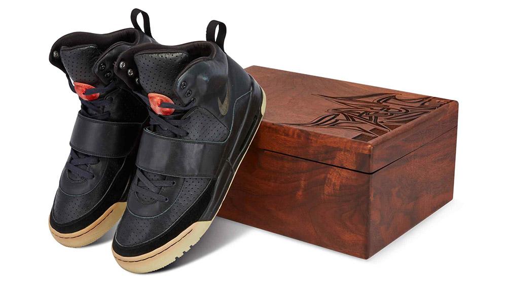 """Grammy Worn"" Nike Air Yeezy 1 Prototypes"
