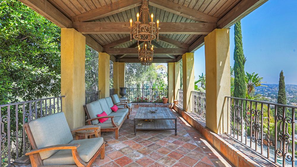 LA's Villa Sophia