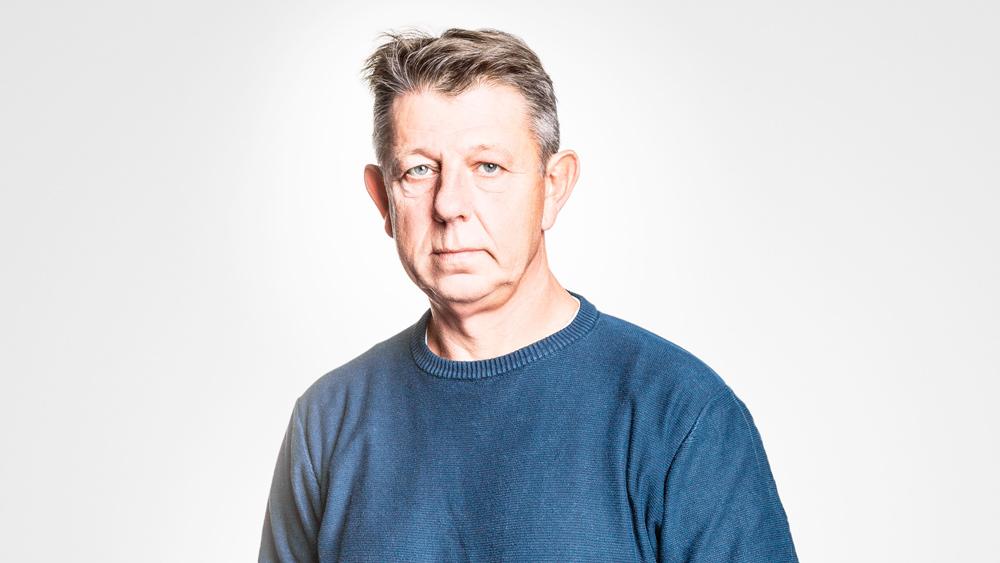 Troels Vollertsen, founder of Zenvo Automotive.