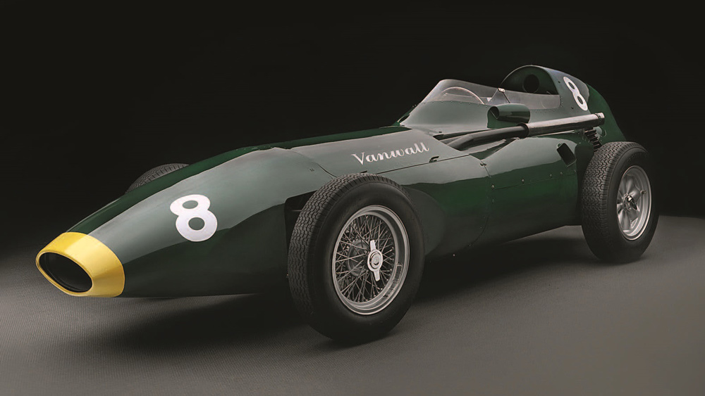 At the 1958 Moroccan Grand Prix, Stirling Moss took the checkered flag for the Vanwall team, allowing it to become the first constructor's champion.