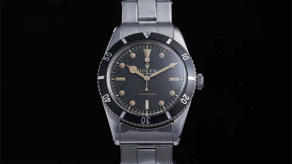 Rolex Submariner Ref. 6536/1